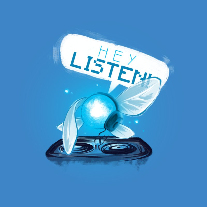 Hey Listen!   by Alberto Arni's Artist Shop