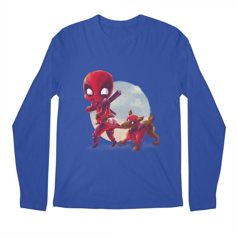 Copperpool Men's Longsleeve T-Shirt by Alberto Arni's Artist Shop
