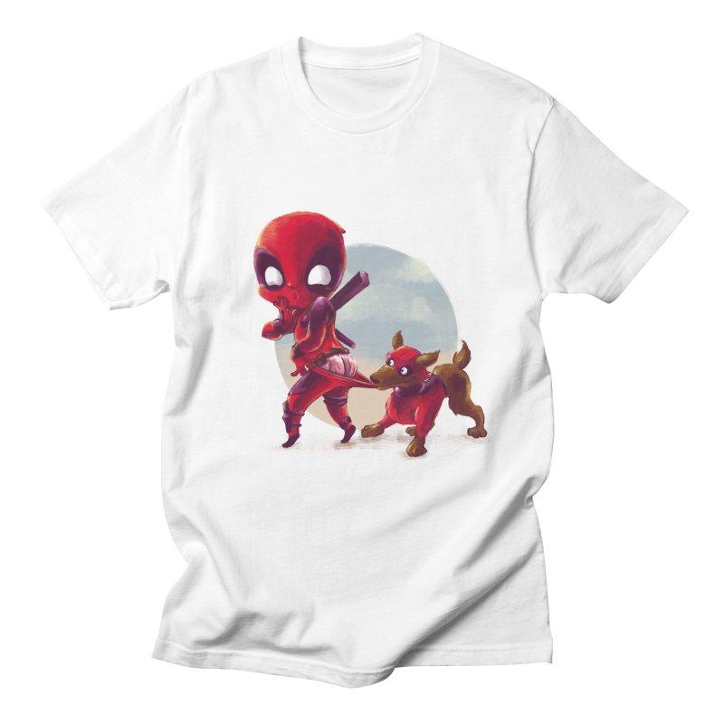 Copperpool Men's T-shirt by Alberto Arni's Artist Shop
