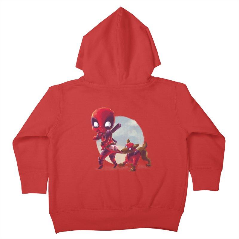 Copperpool Kids Toddler Zip-Up Hoody by Alberto Arni's Artist Shop