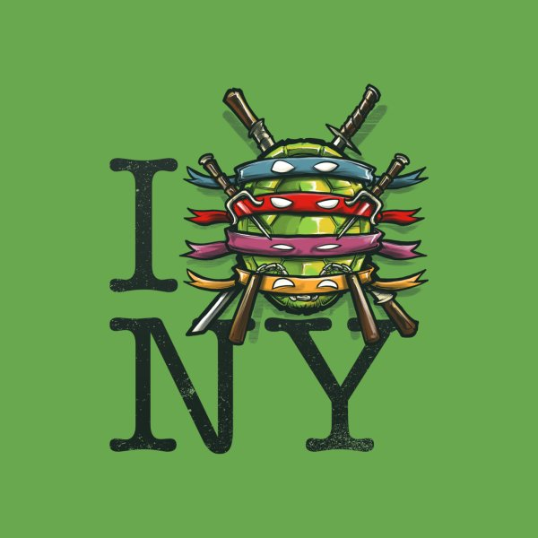image for I (Turtle) NY