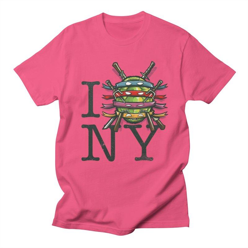 I (Turtle) NY   by Alberto Arni's Artist Shop