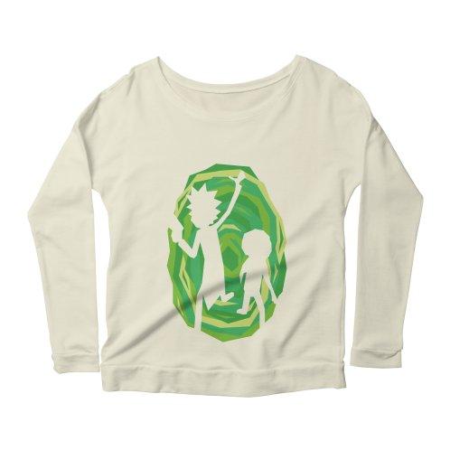 ff58abae Shop alcateia on Threadless womens longsleeve-t-shirt
