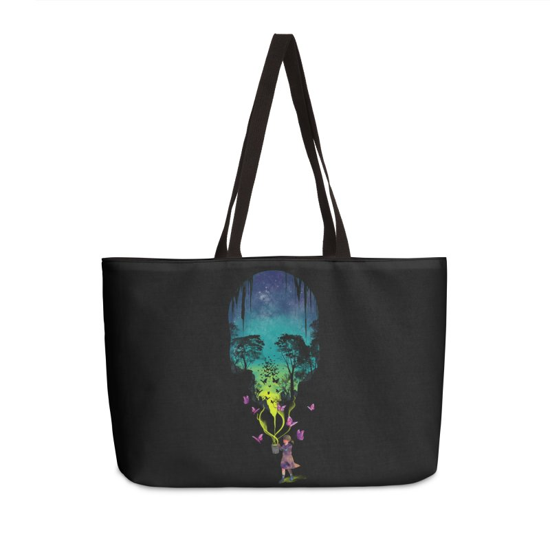 THE FORBIDDEN BUTTERFLIES Accessories Bag by alchemist's Artist Shop