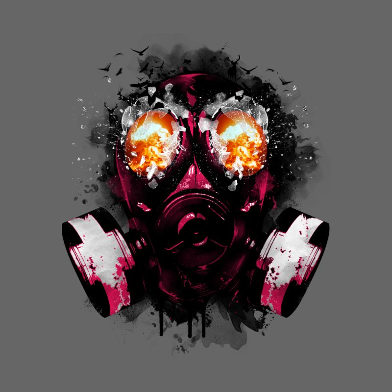 EXPLODE Kids T-shirt by alchemist's Artist Shop
