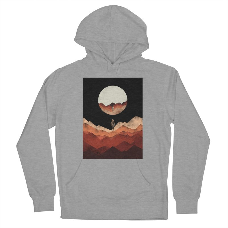 MY REFLECTION Women's Pullover Hoody by alchemist's Artist Shop