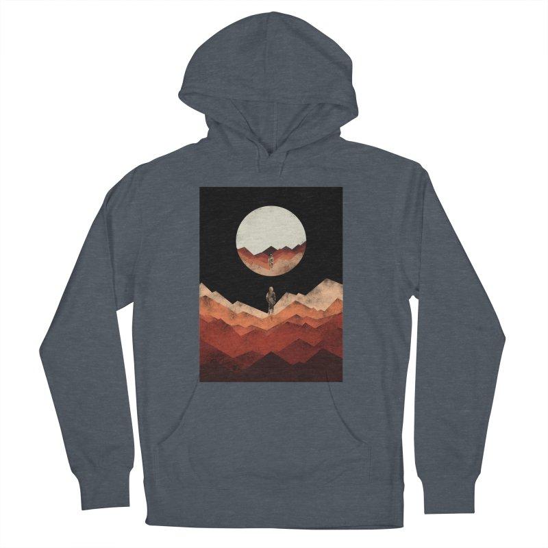 MY REFLECTION Men's Pullover Hoody by alchemist's Artist Shop