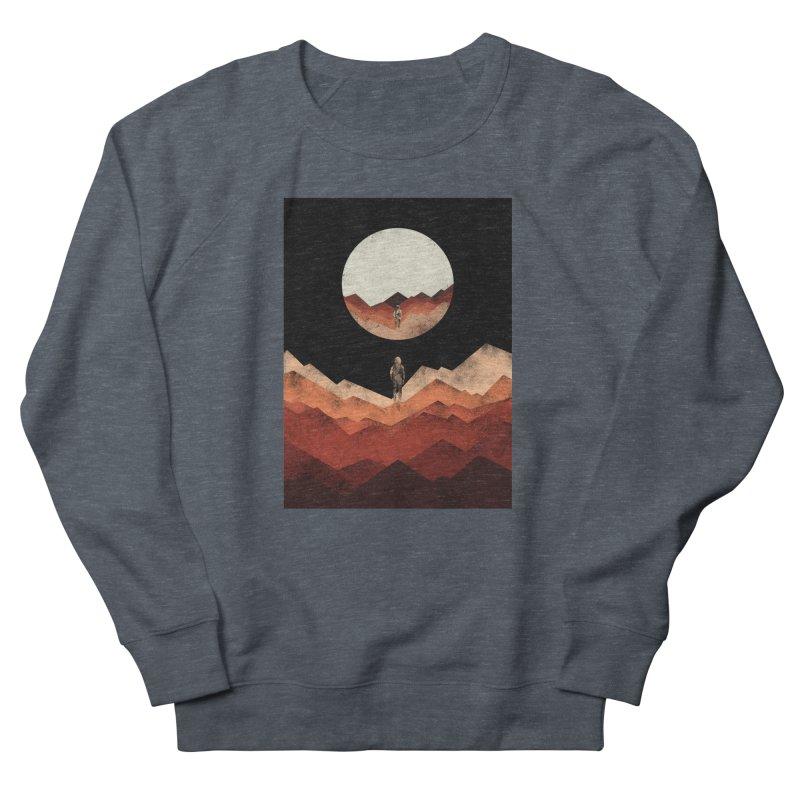 MY REFLECTION Men's Sweatshirt by alchemist's Artist Shop
