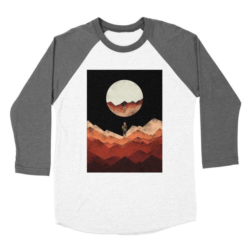 MY REFLECTION Women's Baseball Triblend T-Shirt by alchemist's Artist Shop