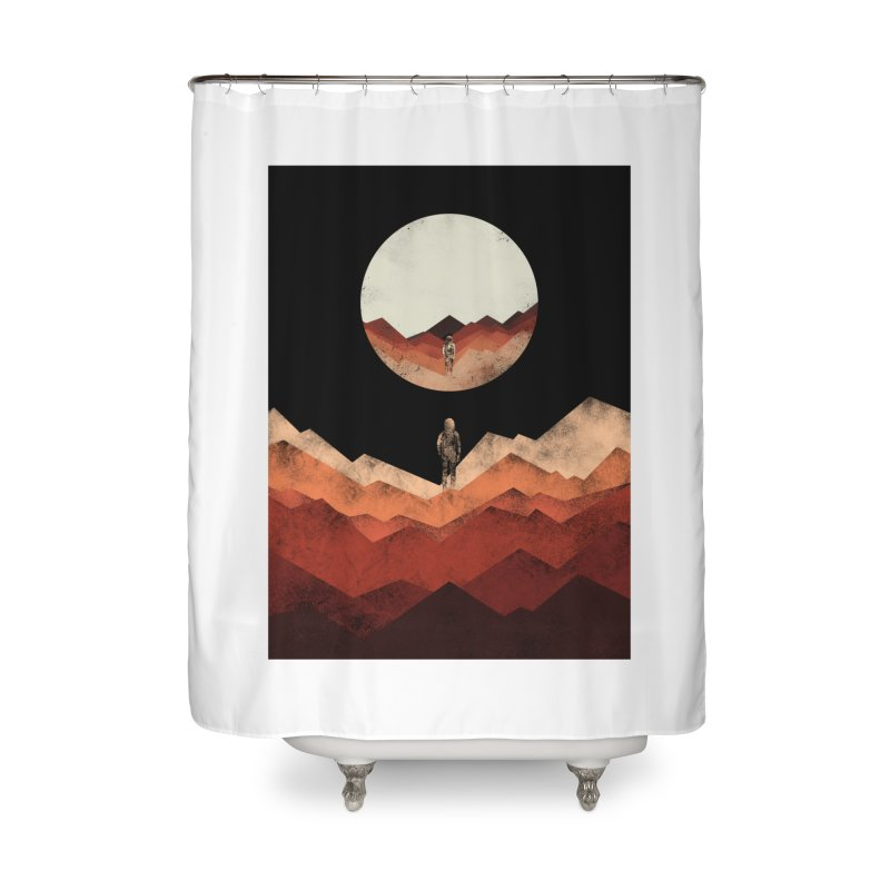 MY REFLECTION Home Shower Curtain by alchemist's Artist Shop