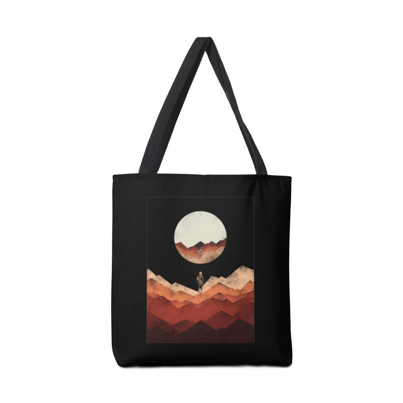 MY REFLECTION Accessories Bag by alchemist's Artist Shop