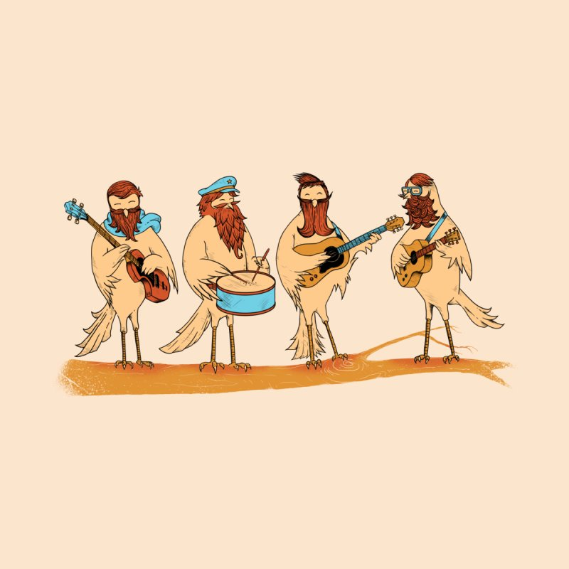 THE BEARD BAND None  by alchemist's Artist Shop