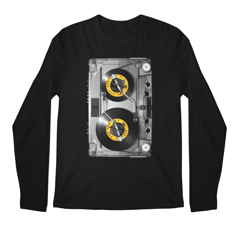 NONSTOP PLAY Men's Longsleeve T-Shirt by alchemist's Artist Shop