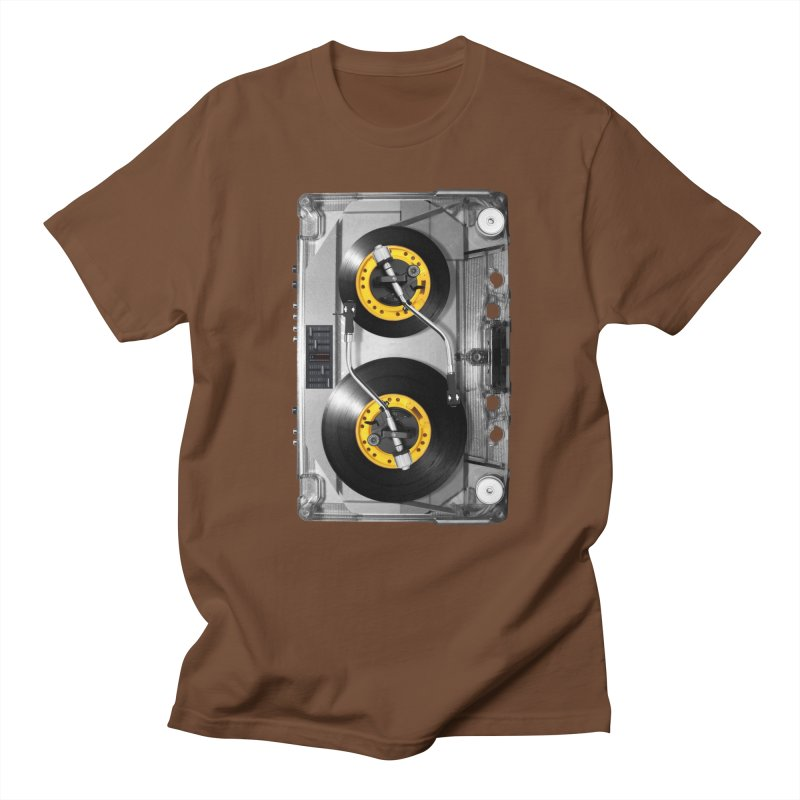 NONSTOP PLAY Men's T-shirt by alchemist's Artist Shop