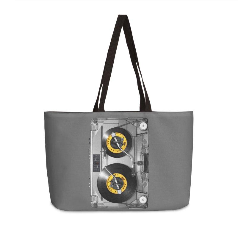 NONSTOP PLAY Accessories Bag by alchemist's Artist Shop