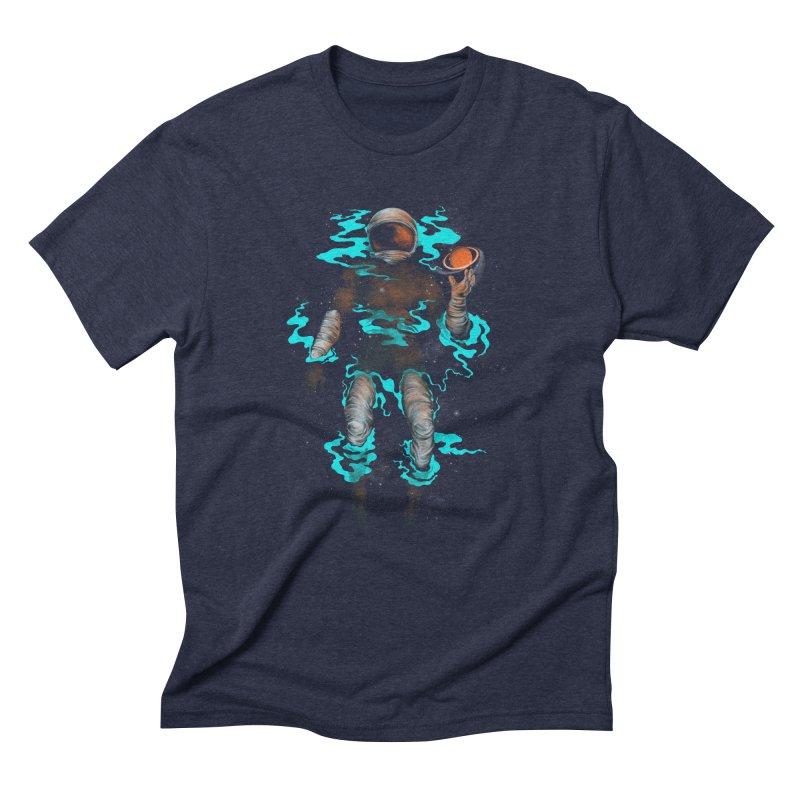 STELLAR Men's Triblend T-shirt by alchemist's Artist Shop