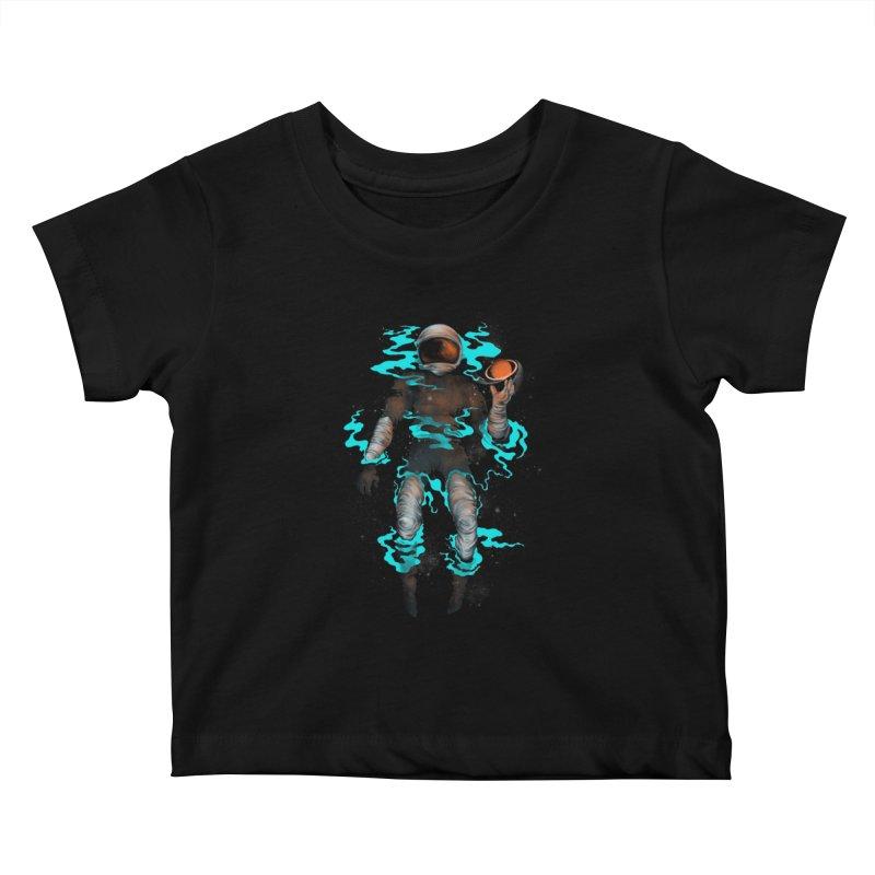 STELLAR Kids Baby T-Shirt by alchemist's Artist Shop