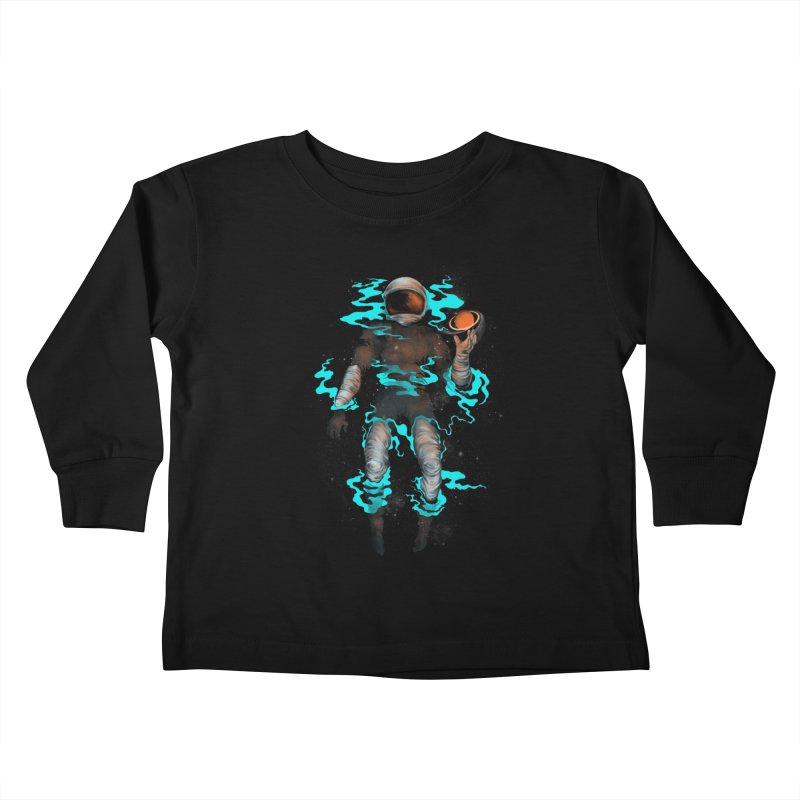 STELLAR Kids Toddler Longsleeve T-Shirt by alchemist's Artist Shop