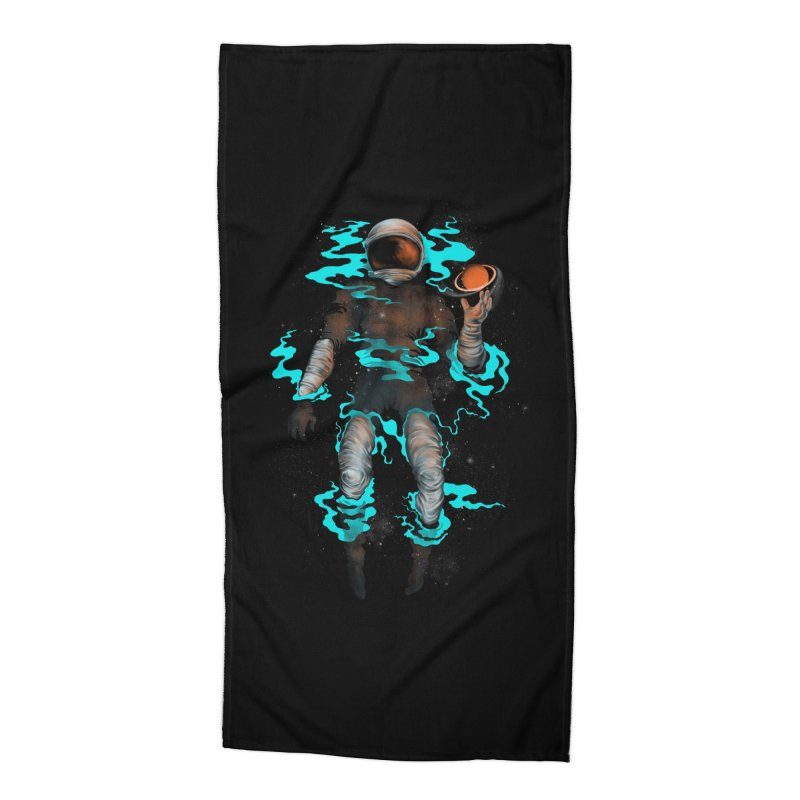 STELLAR Accessories Beach Towel by alchemist's Artist Shop