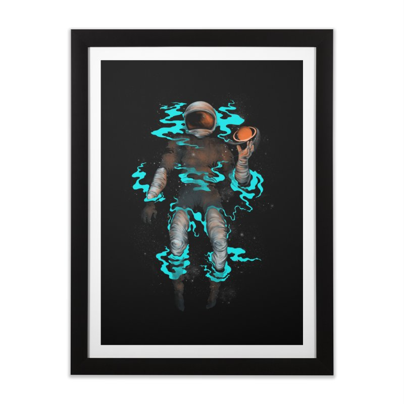 STELLAR Home Framed Fine Art Print by alchemist's Artist Shop