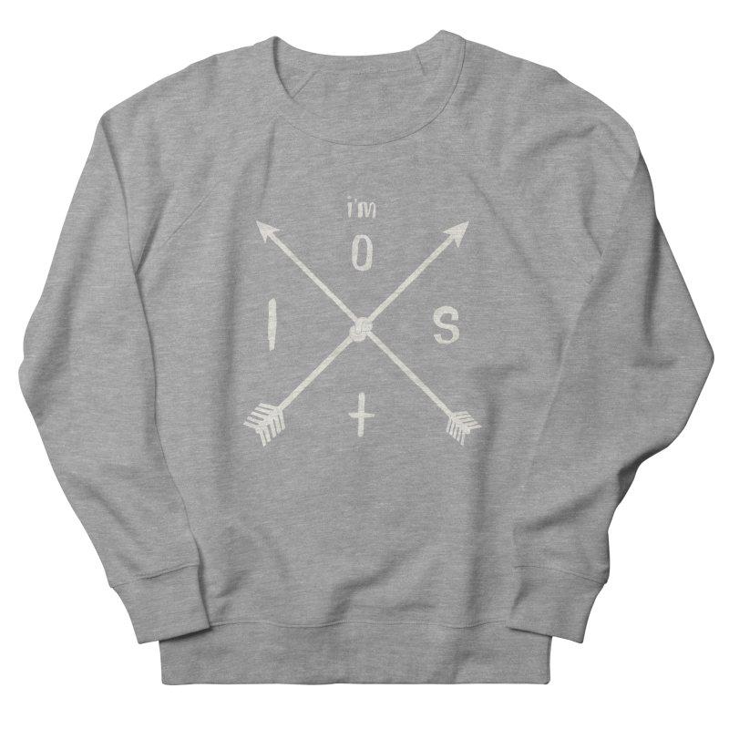 I'M LOST Women's Sweatshirt by alchemist's Artist Shop