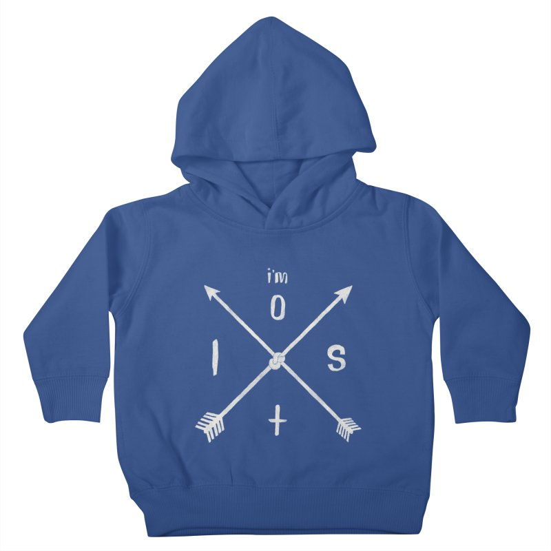I'M LOST Kids Toddler Pullover Hoody by alchemist's Artist Shop