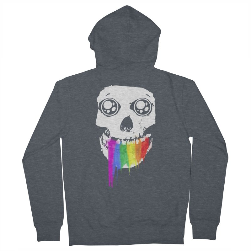 I ATE UNICORN AND IT'S SO SWEET! Men's Zip-Up Hoody by alchemist's Artist Shop