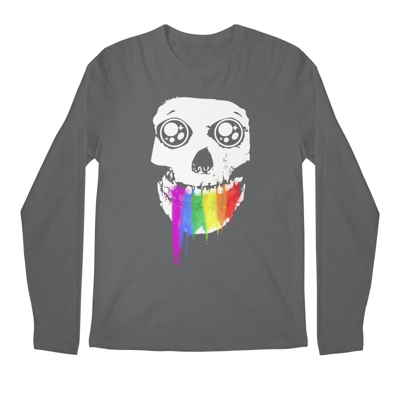 I ATE UNICORN AND IT'S SO SWEET! Men's Longsleeve T-Shirt by alchemist's Artist Shop