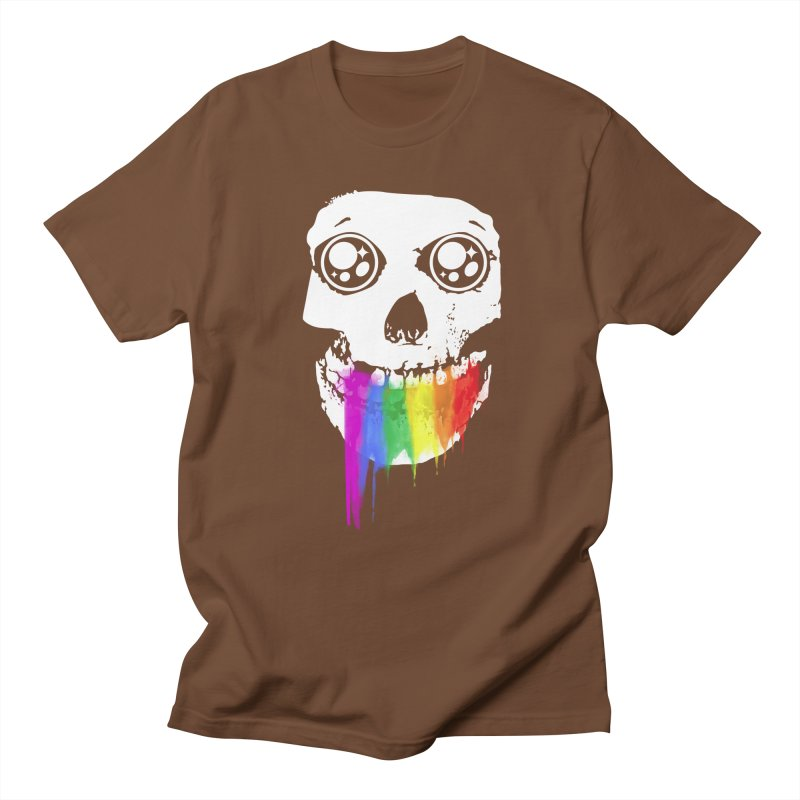 I ATE UNICORN AND IT'S SO SWEET! Men's T-shirt by alchemist's Artist Shop