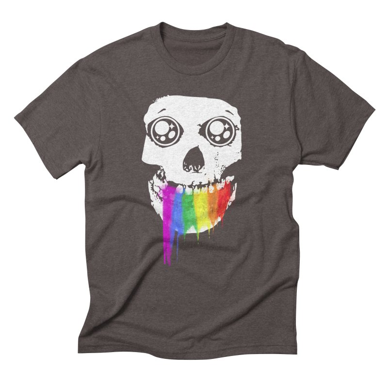 I ATE UNICORN AND IT'S SO SWEET! Men's Triblend T-shirt by alchemist's Artist Shop