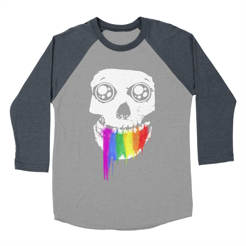 I ATE UNICORN AND IT'S SO SWEET! Women's Baseball Triblend T-Shirt by alchemist's Artist Shop
