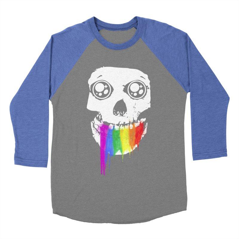 I ATE UNICORN AND IT'S SO SWEET! Men's Baseball Triblend T-Shirt by alchemist's Artist Shop