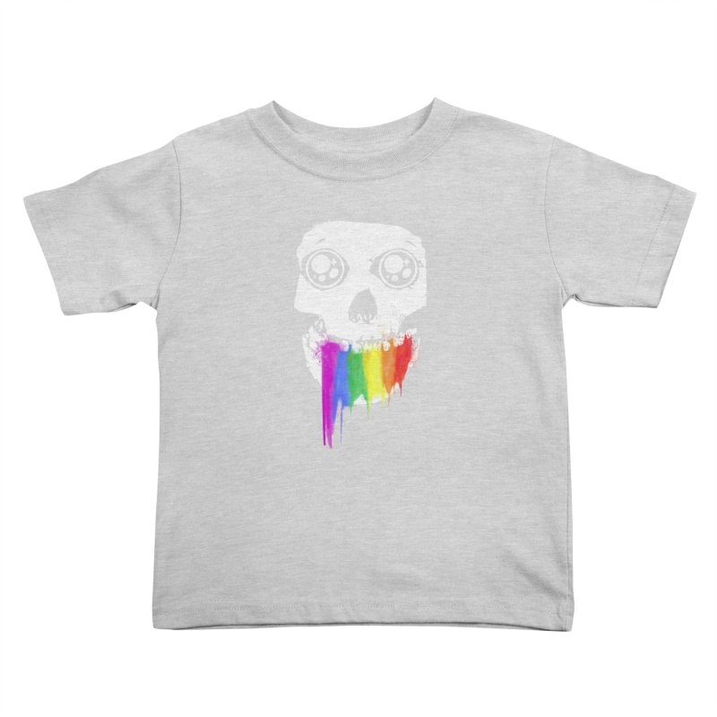 I ATE UNICORN AND IT'S SO SWEET! Kids Toddler T-Shirt by alchemist's Artist Shop
