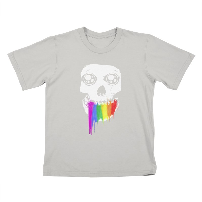 I ATE UNICORN AND IT'S SO SWEET! Kids T-shirt by alchemist's Artist Shop