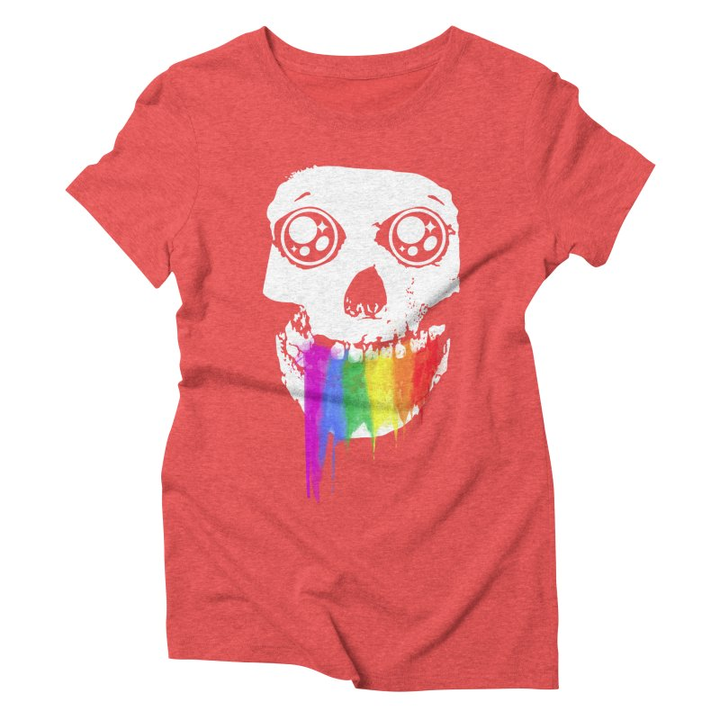 I ATE UNICORN AND IT'S SO SWEET! Women's Triblend T-shirt by alchemist's Artist Shop