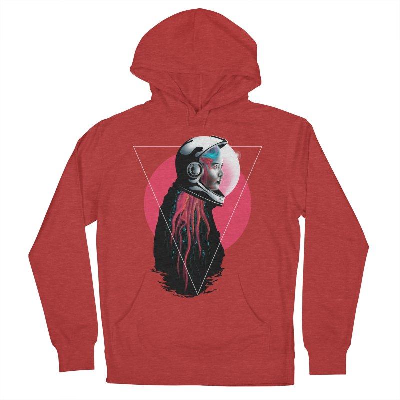MATILDA X01 Women's Pullover Hoody by alchemist's Artist Shop