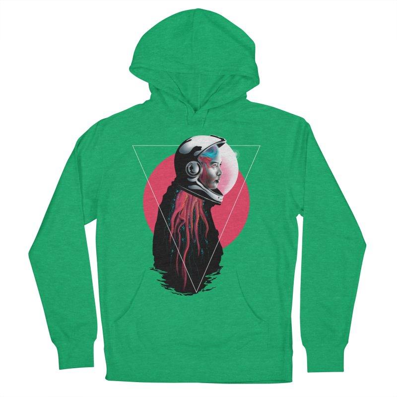MATILDA X01 Men's Pullover Hoody by alchemist's Artist Shop