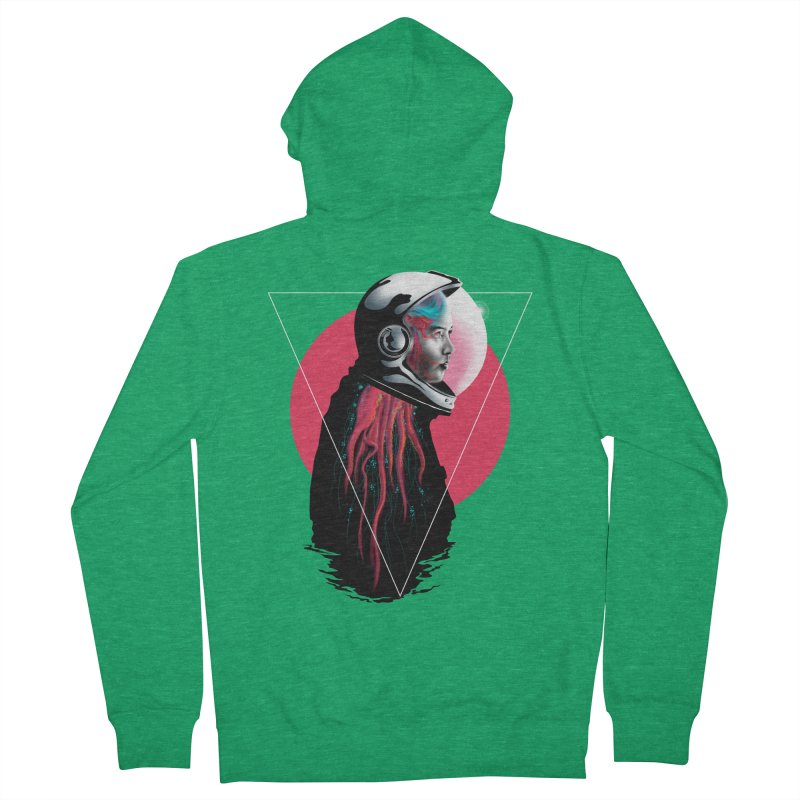 MATILDA X01 Women's Zip-Up Hoody by alchemist's Artist Shop