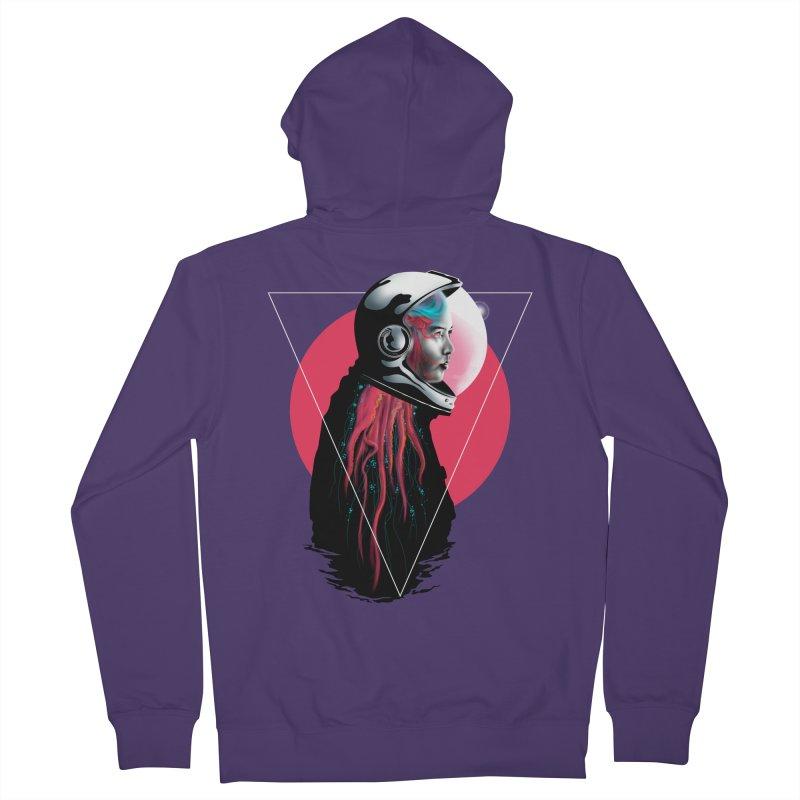 MATILDA X01 Women's Zip-Up Hoody by alchemist's Artist Shop
