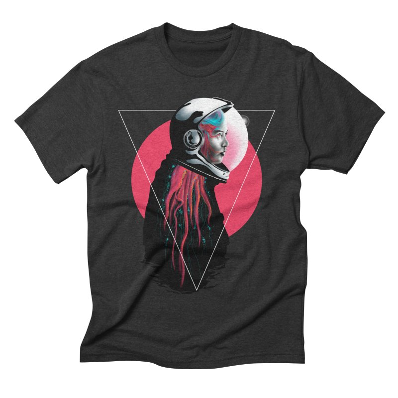 MATILDA X01 Men's Triblend T-shirt by alchemist's Artist Shop