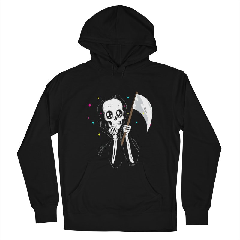 I'M SO EXCITED Men's Pullover Hoody by alchemist's Artist Shop