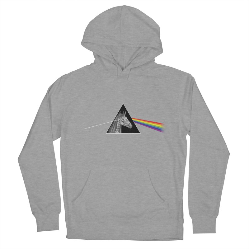 THE SECRET BEHIND TRIANGLE & RAINBOW Men's Pullover Hoody by alchemist's Artist Shop