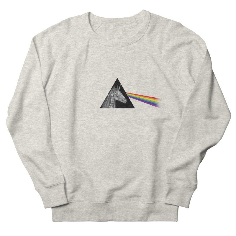 THE SECRET BEHIND TRIANGLE & RAINBOW Women's Sweatshirt by alchemist's Artist Shop