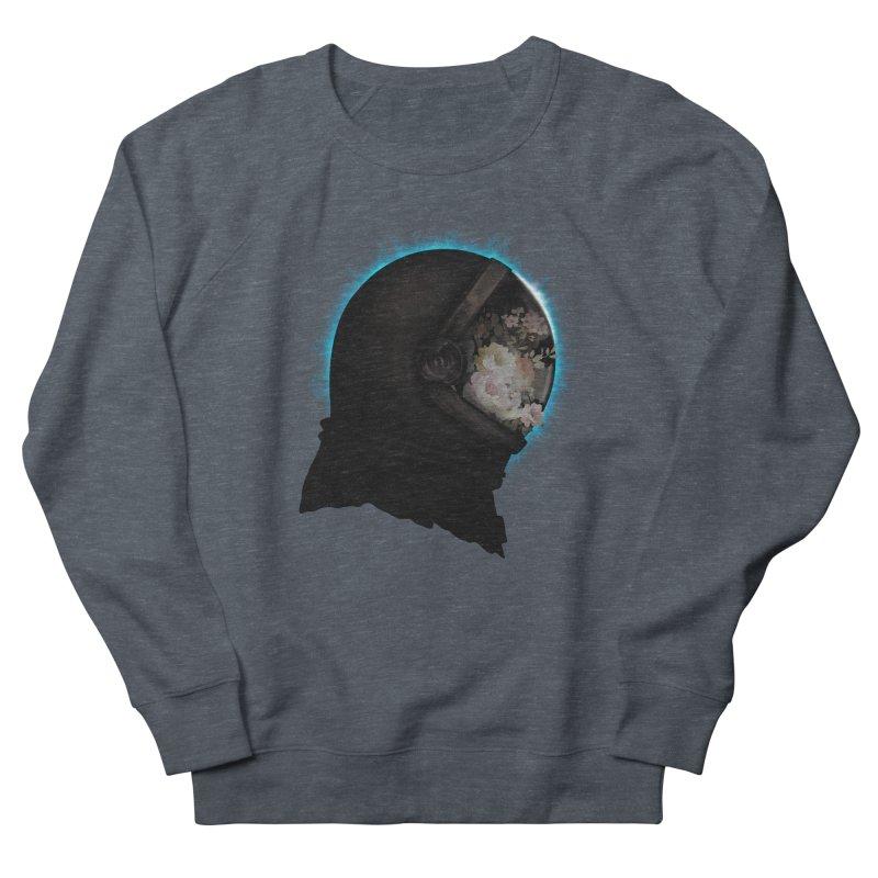 ASTRAL ECLIPSE Men's Sweatshirt by alchemist's Artist Shop