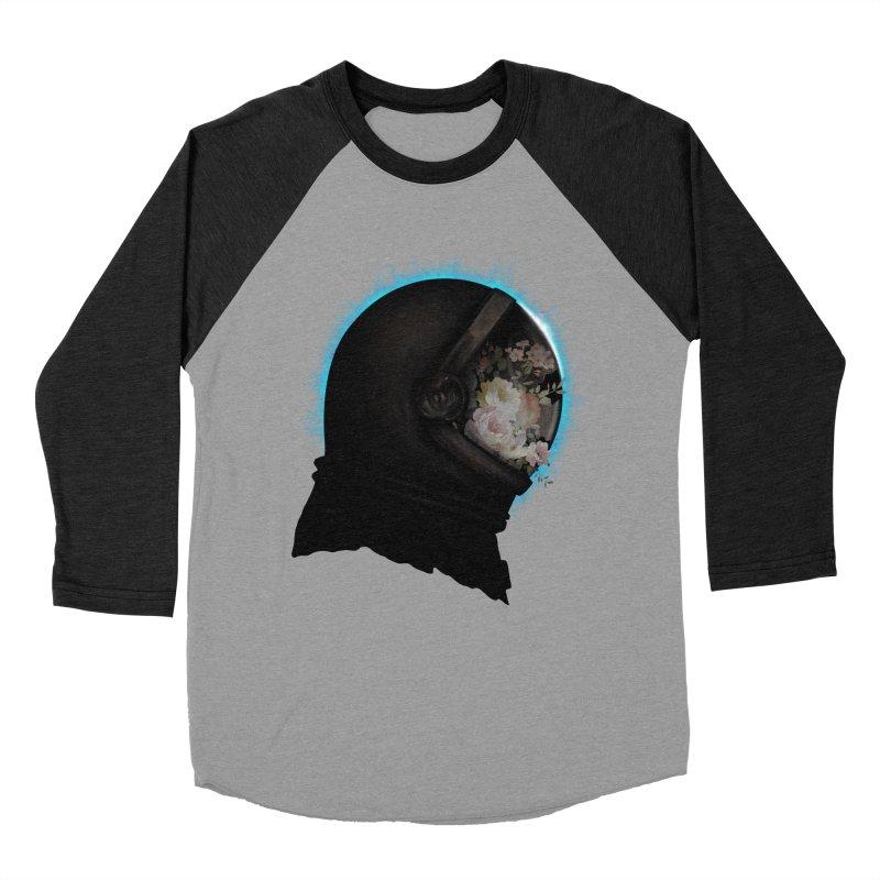 ASTRAL ECLIPSE Men's Baseball Triblend T-Shirt by alchemist's Artist Shop
