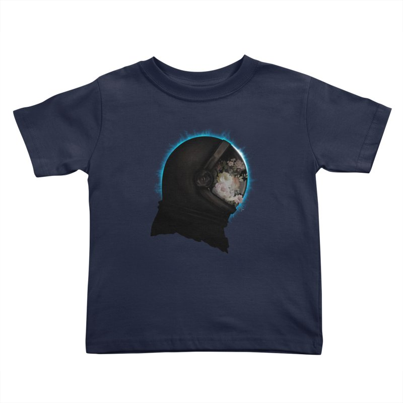 ASTRAL ECLIPSE Kids Toddler T-Shirt by alchemist's Artist Shop