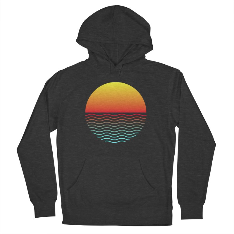 SIMPLY SUNRISE Men's Pullover Hoody by alchemist's Artist Shop