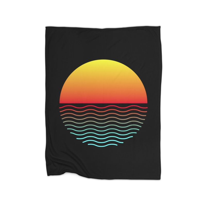 SIMPLY SUNRISE Home Blanket by alchemist's Artist Shop