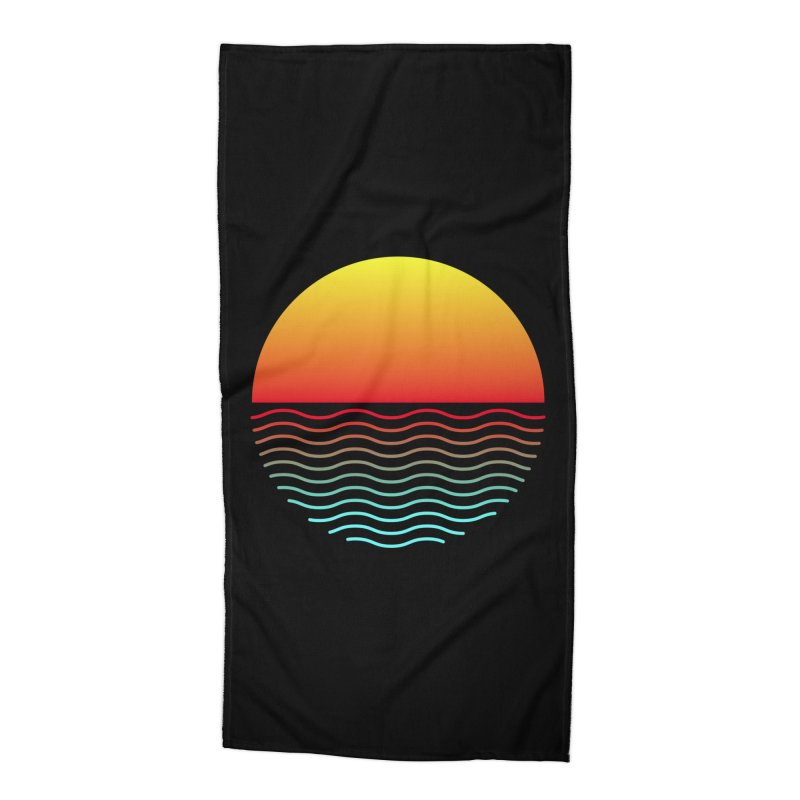 SIMPLY SUNRISE Accessories Beach Towel by alchemist's Artist Shop