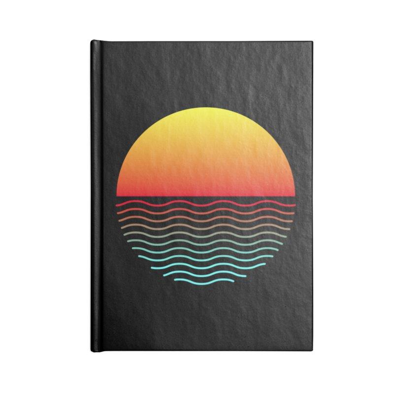 SIMPLY SUNRISE Accessories Notebook by alchemist's Artist Shop
